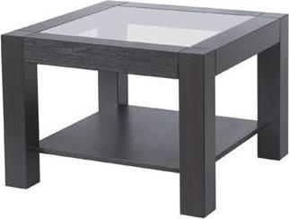 BRW Konferenční stolek Rumbi/64/64 Dub sonoma