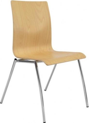 Alba Konferenční židle Ibis - dřevěná