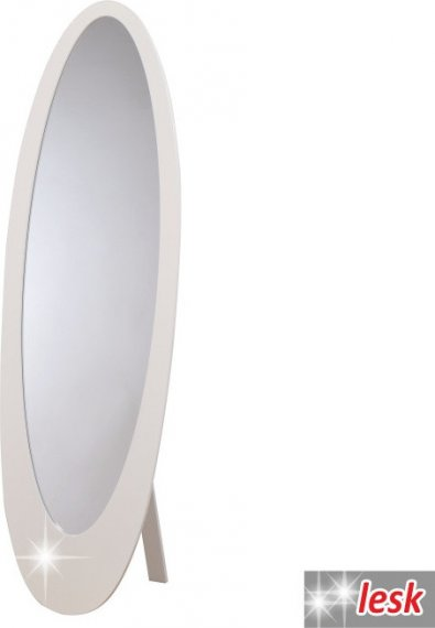 Tempo Kondela Zrcadlo SASKIA + kupón KONDELA10 na okamžitou slevu 10% (kupón uplatníte v košíku)
