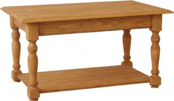 Unis Konferenční stolek dřevěný 00404 kód 00405 120x60