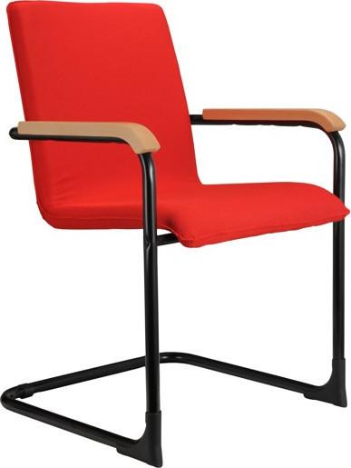 Alba Konferenční křeslo Swing - dřevěné područky - výhodně