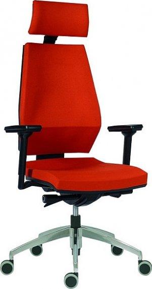Antares Kancelářská židle 1870 SYN MOTION ALU
