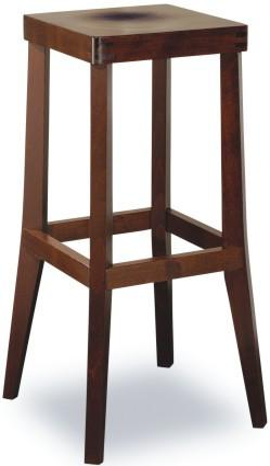 Bernkop Barová dřevěná židle 371 048 Daniel