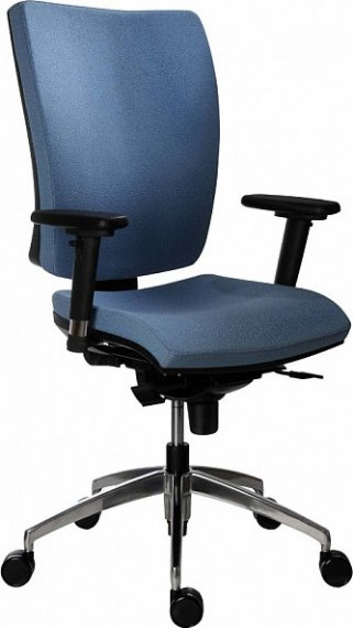 Antares Kancelářská židle 1580 SYN Gala ALU