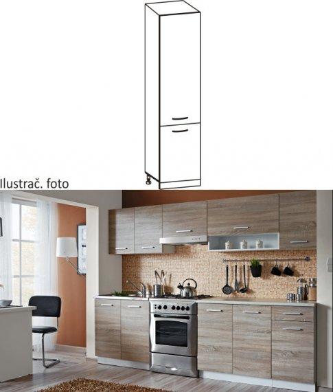 Tempo Kondela Kuchyňská skříňka CYRA NEW S-50 + kupón KONDELA10 na okamžitou slevu 10% (kupón uplatníte v košíku)