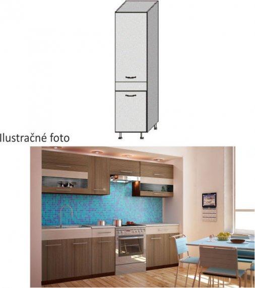 Tempo Kondela Kuchyňská skříňka JURA NEW I S-40 + kupón KONDELA10 na okamžitou slevu 10% (kupón uplatníte v košíku)