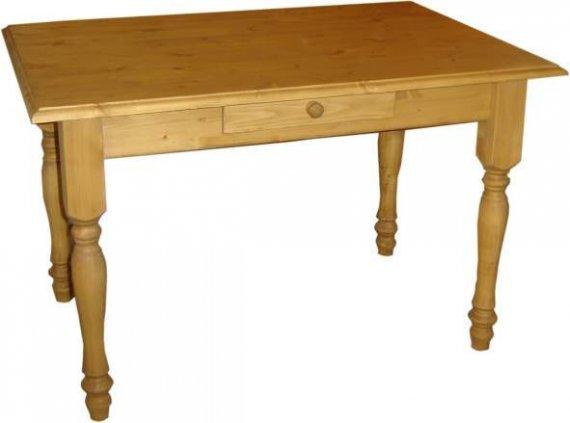 Unis Dřevěný jídelní stůl 00455 kód 00458 180x80