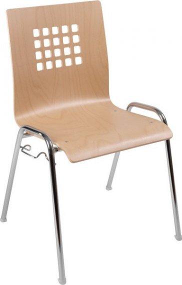 Alba Konferenční židle Viola - dřevěná