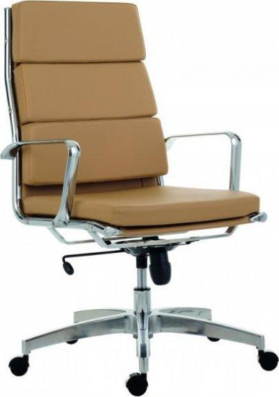 Antares Kancelářská židle 8800 Kase soft - vysoká záda