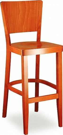 Bernkop Barová dřevěná židle 361 262 Josefína