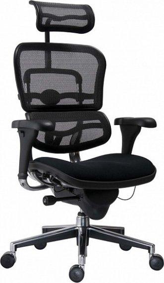 Antares Kancelářská židle Ergohuman síťovaný sedák