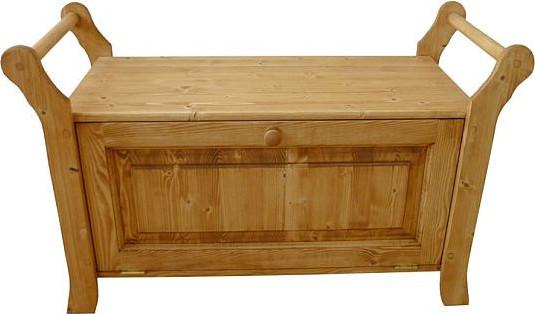 Unis Dřevěný botník 00161