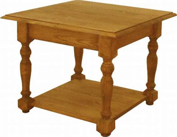 Unis Konferenční stolek dřevěný 00406 kód 00408 90x90