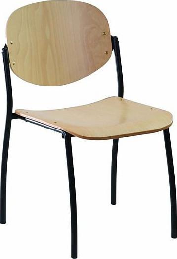 Alba Konferenční židle Wendy dřevěná