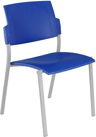 Alba Konferenční židle Square plastová
