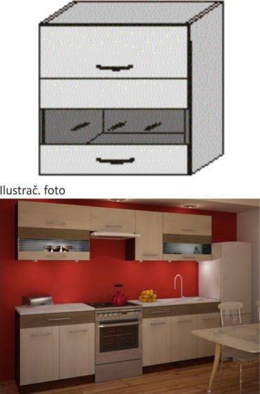 Tempo Kondela Kuchyňská skříňka JURA NEW IA GW1-80