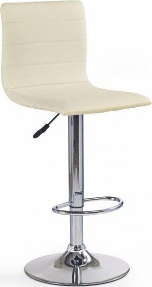 Halmar Barová židle H-21 Šedá