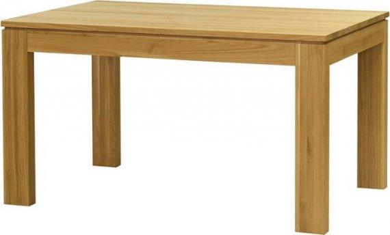 Stima Jídelní stůl DM 016 dub  - rozkládací 200x/+60 cm rozklad
