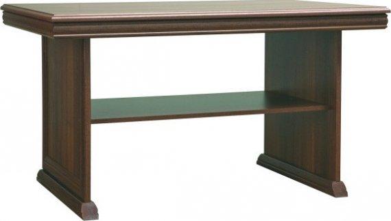 Tempo Kondela Konferenční stolek KORA KL2 - samoa king + kupón KONDELA10 na okamžitou slevu 10% (kupón uplatníte v košíku)