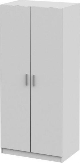 Tempo Kondela Skříň INVITA typ 4 - bílá + kupón KONDELA10 na okamžitou slevu 10% (kupón uplatníte v košíku)