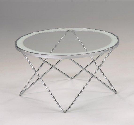 Tempo Kondela Konferenční stolek LEONEL + kupón KONDELA10 na okamžitou slevu 10% (kupón uplatníte v košíku)