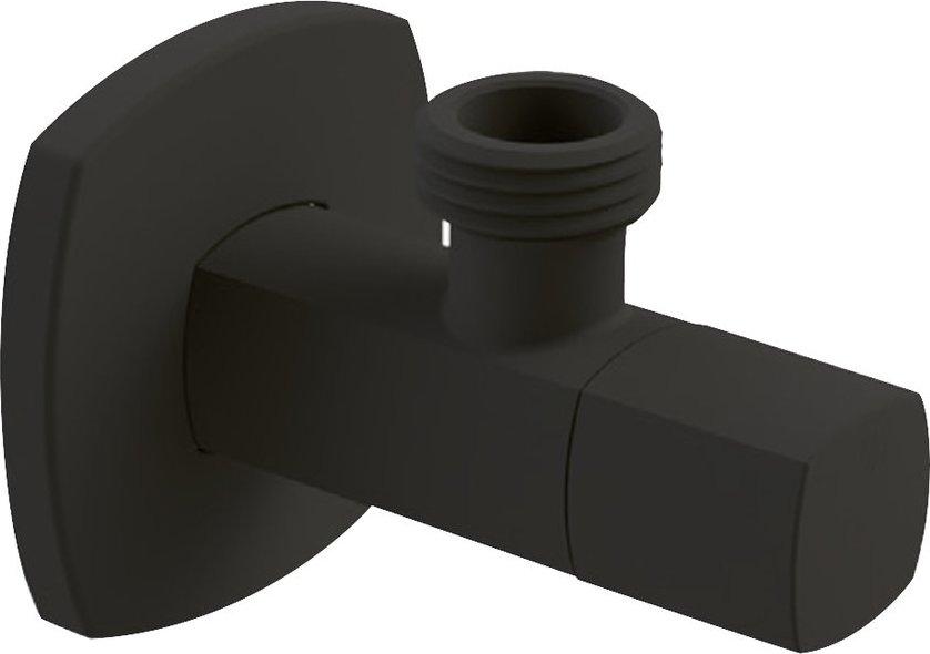 ARCO rohový ventil A-80 1/2'x3/8', anticalc, černá A-80 LIPSTICK