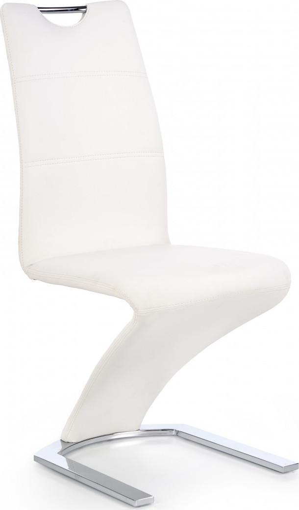 Halmar Jídelní židle K-291 černá