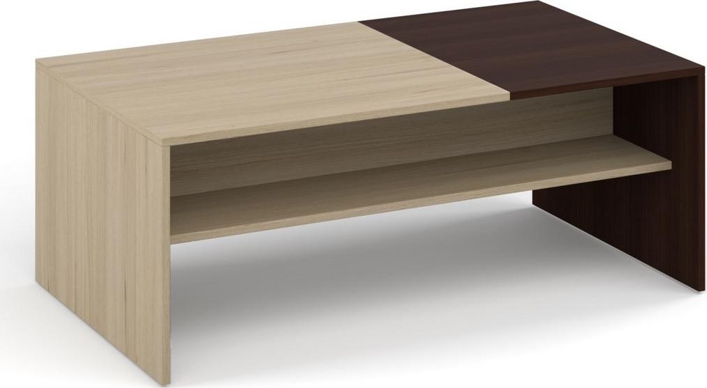 Casarredo Konferenční stolek MONACO sonoma/wenge