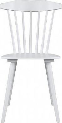 BRW Jídelní židle Patyczak Prowansalski - bílá