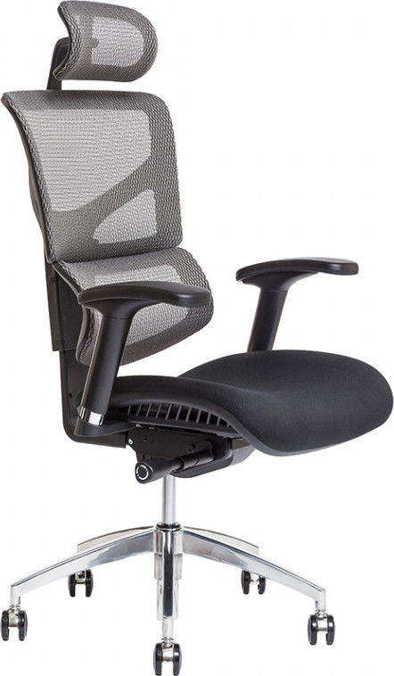 Office Pro Kancelářská židle MEROPE SP - IW-07, antracit