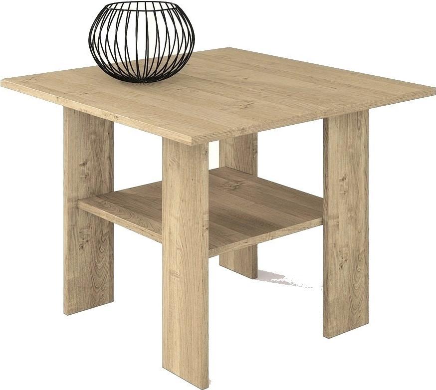 Casarredo Konferenční stolek AGA H dub sonoma