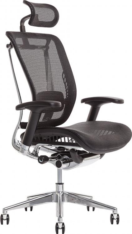 Office Pro Kancelářská židle LACERTA - IW-01, černá