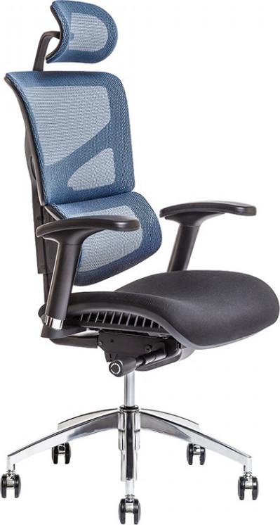 Office Pro Kancelářská židle MEROPE SP - IW-04, modrá
