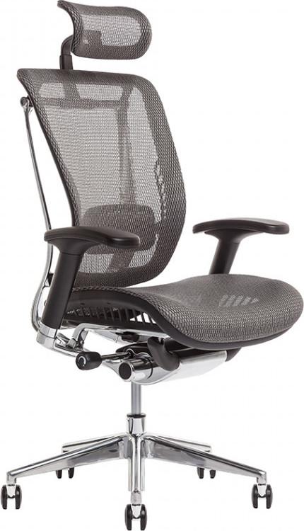 Office Pro Kancelářská židle LACERTA - IW-07, antracit