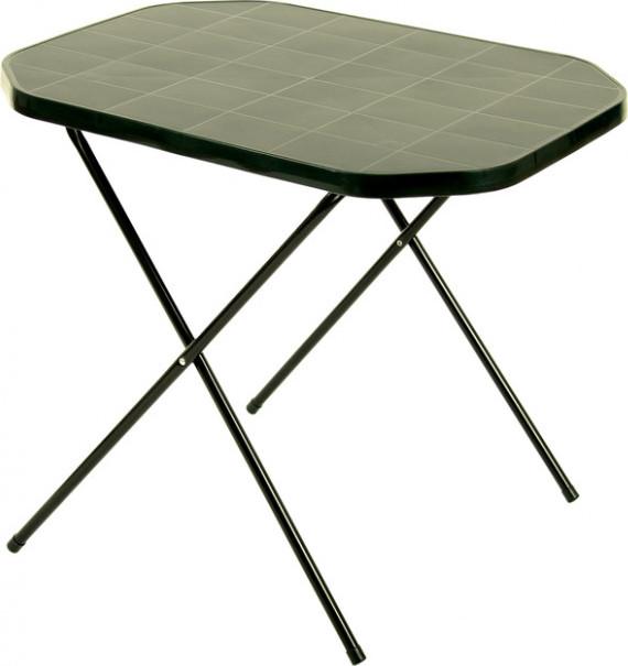 Rojaplast Stůl CAMPING x - zelený