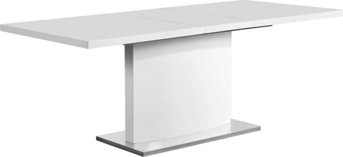 Tempo Kondela  jídelní stůl KORINTOS - bílá + kupón KONDELA10 na okamžitou slevu 3% (kupón uplatníte v košíku)