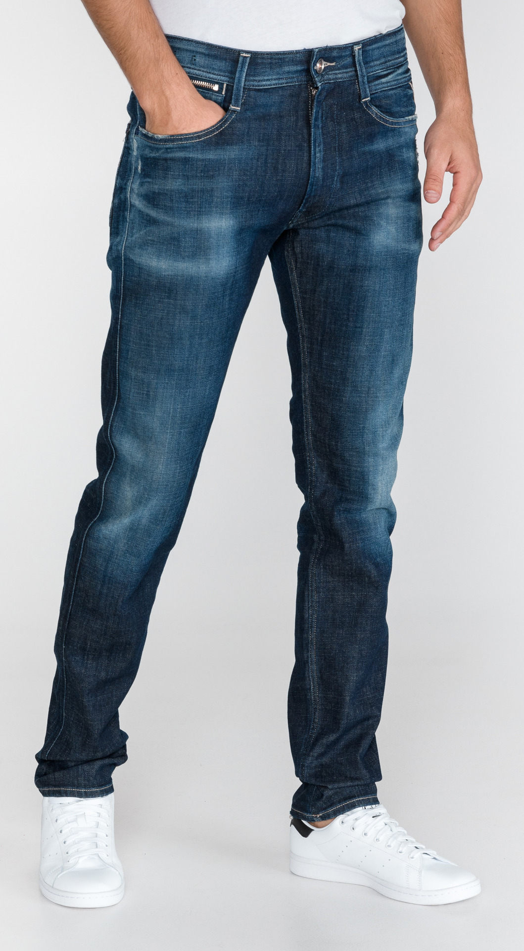 Anbass Ice Blast Jeans Replay