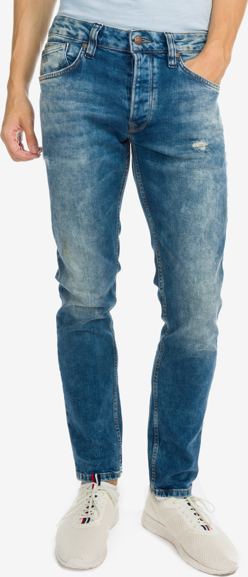 Zinc Dusted Jeans Pepe Jeans