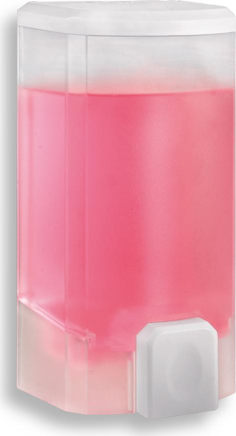 Novaservis Zásobník na tekuté mýdlo 500 ml, bílý 69086,P