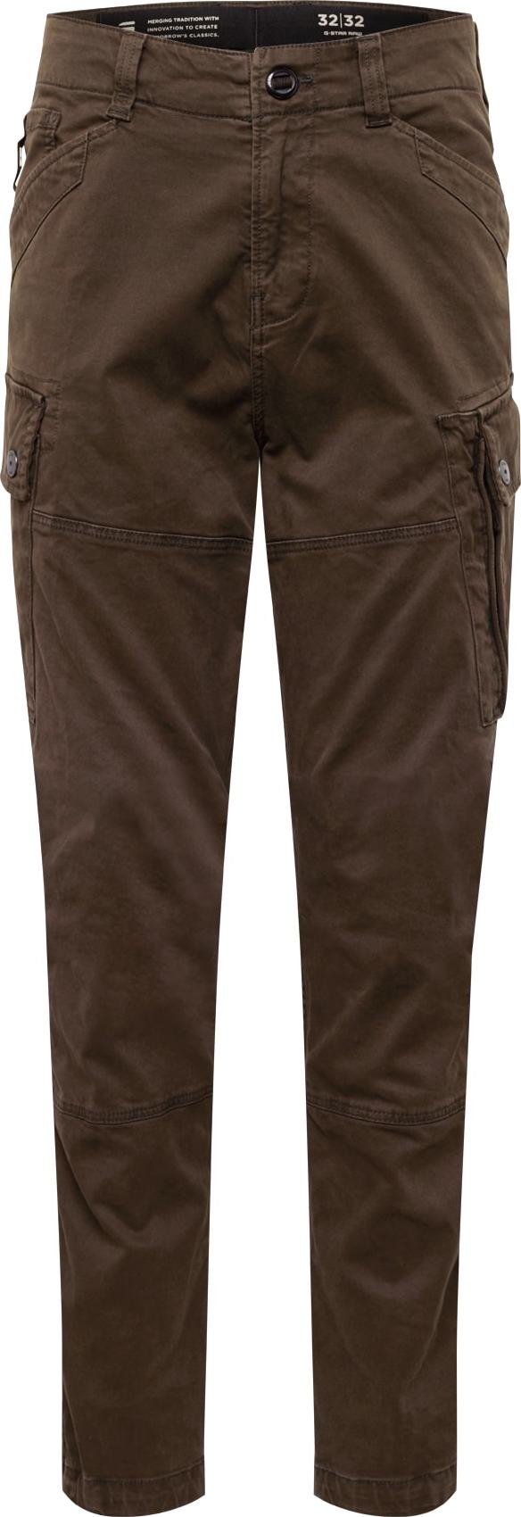 G-Star RAW Kapsáče Roxic straight tapered khaki G-Star Raw