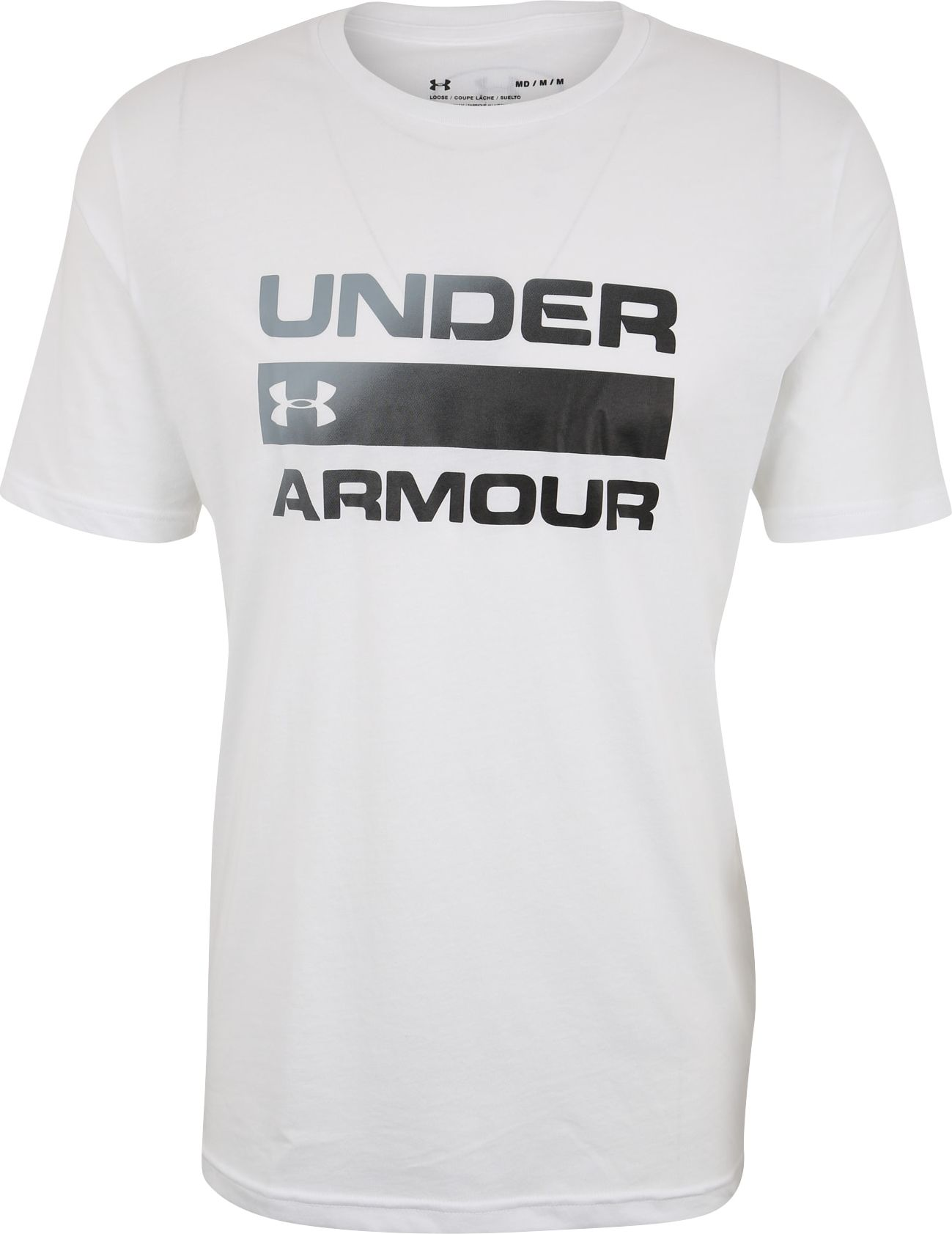 UNDER ARMOUR Funkční tričko TEAM ISSUE bílá Under Armour