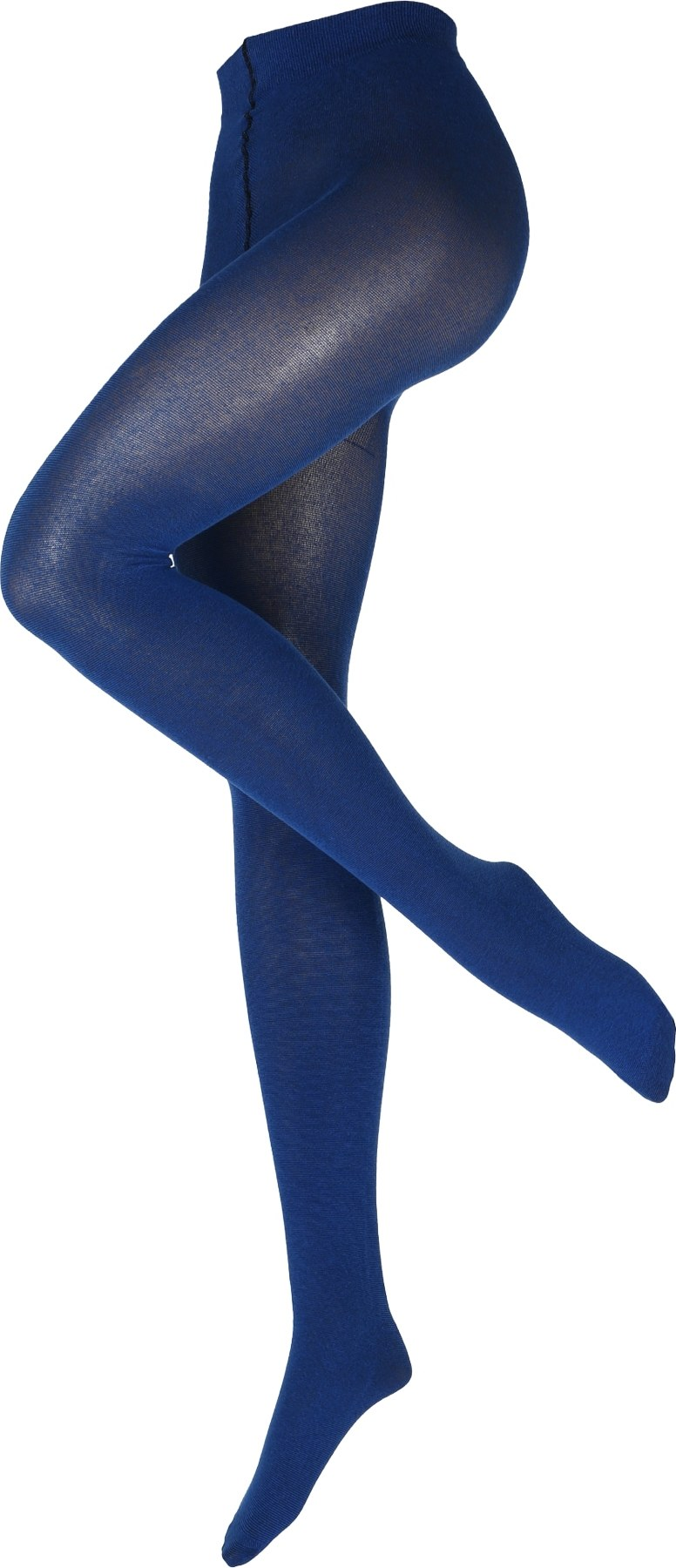 Punčocháče Polly tights Sea Blue modrá Swedish Stockings