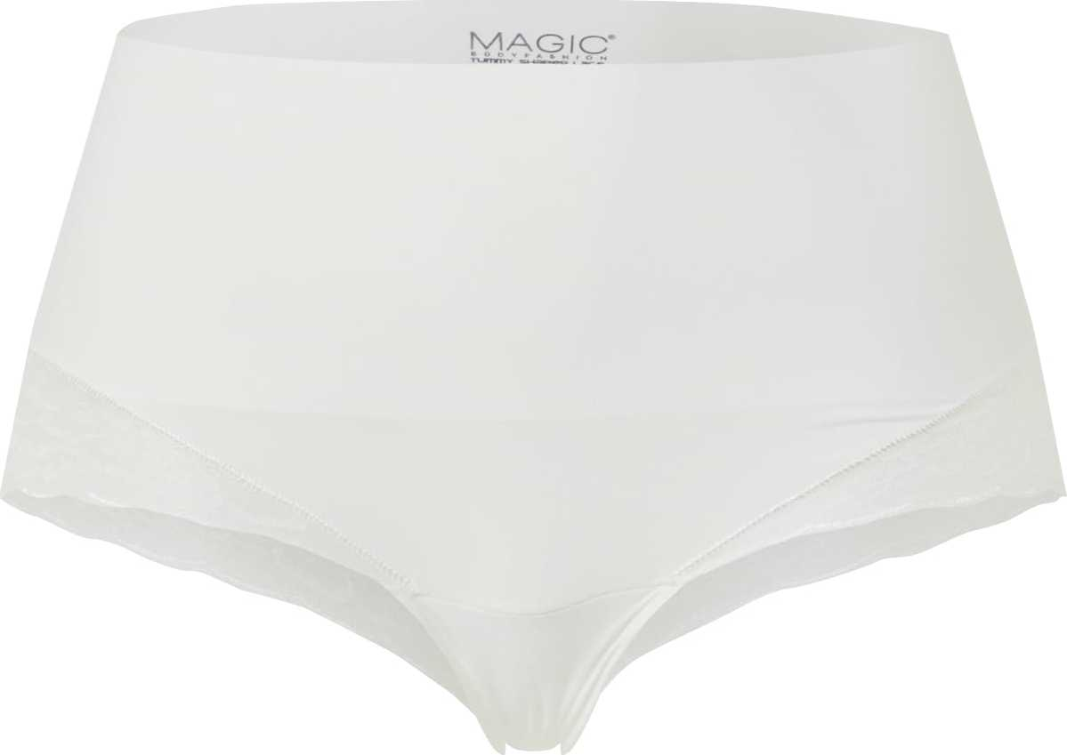 MAGIC Bodyfashion Kalhotky Tummy Shaper Lace bílá Magic bodyfashion