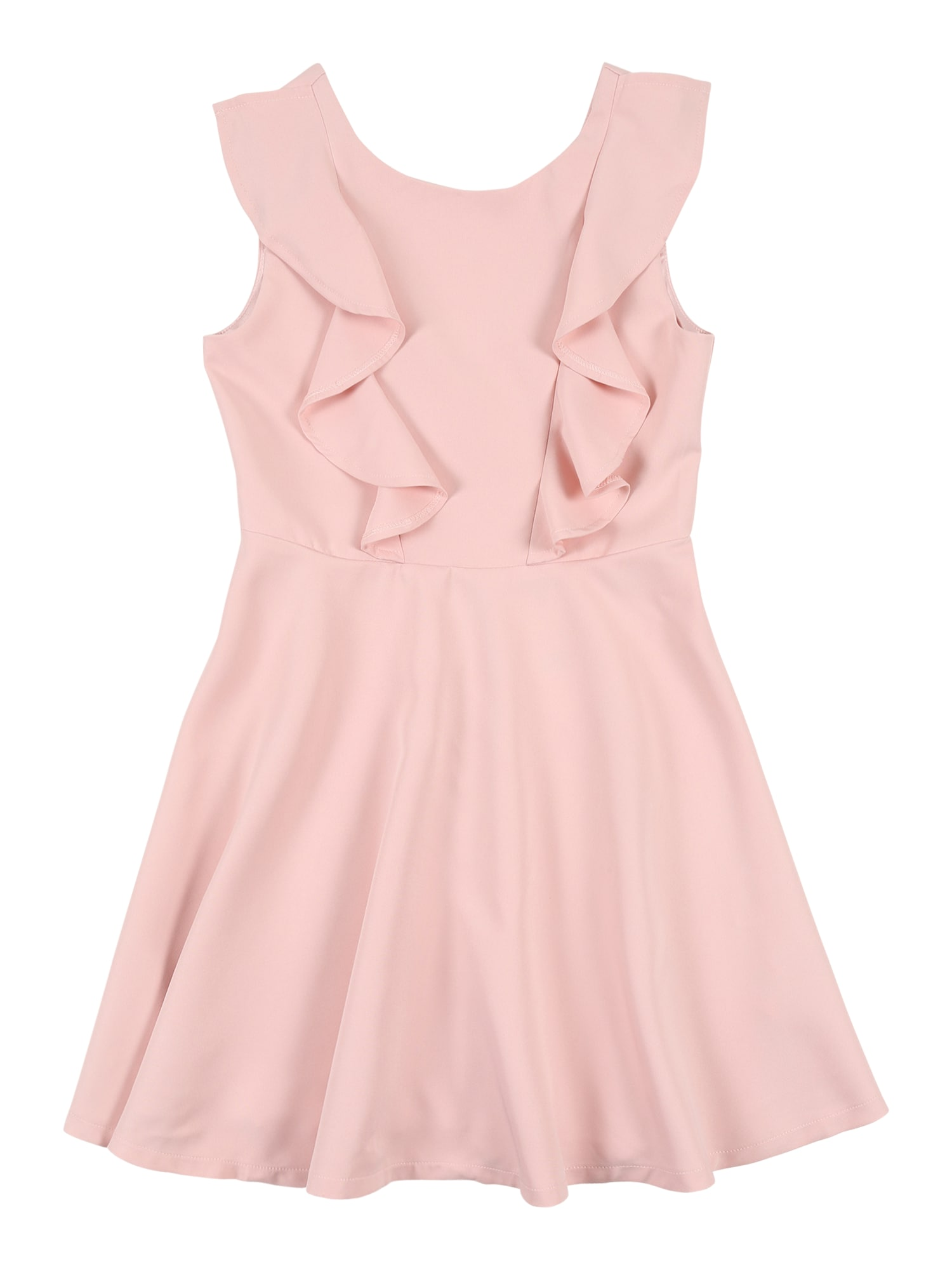 Šaty Riley Ruffle Dress růžová Bardot Junior