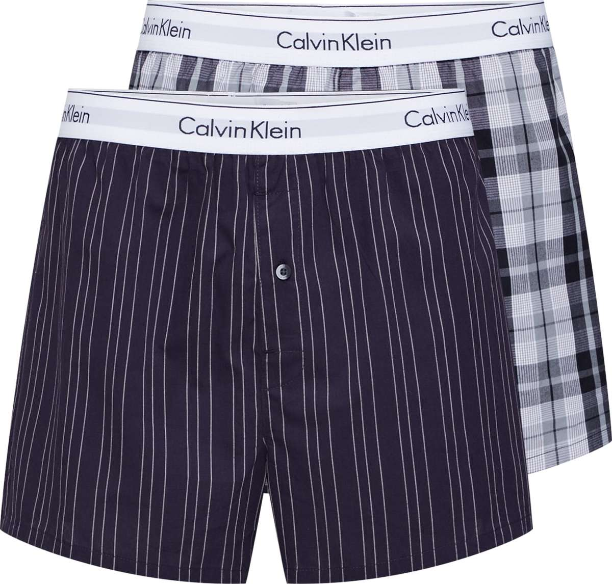 Boxerky Modern Cotton Stretch mix barev Calvin Klein Underwear