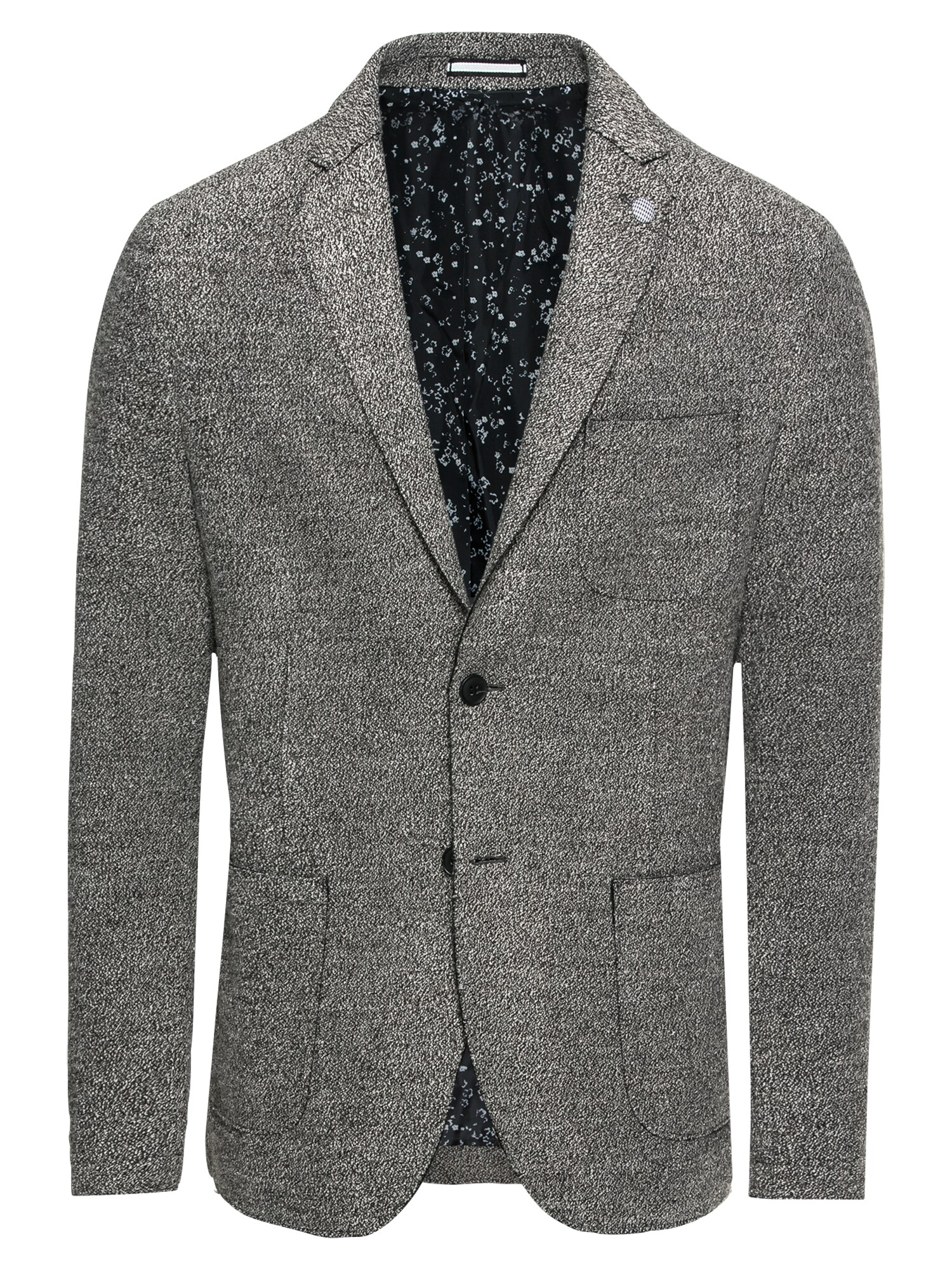 SELECTED HOMME Sako SLHONE-CALE BLAZER B šedý melír Selected Homme