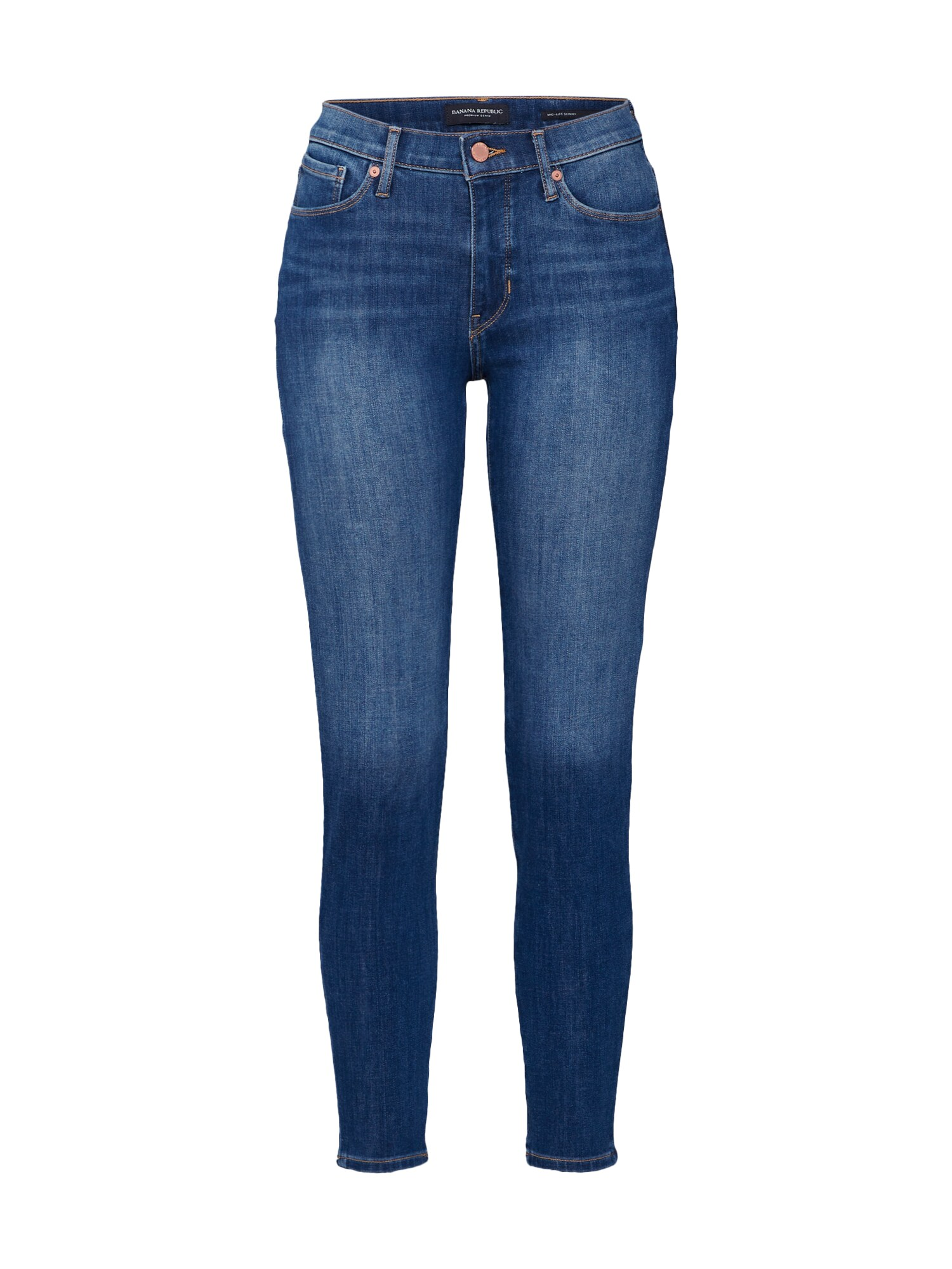 Džíny MR SKINNY BISTRETCH indigo Banana Republic