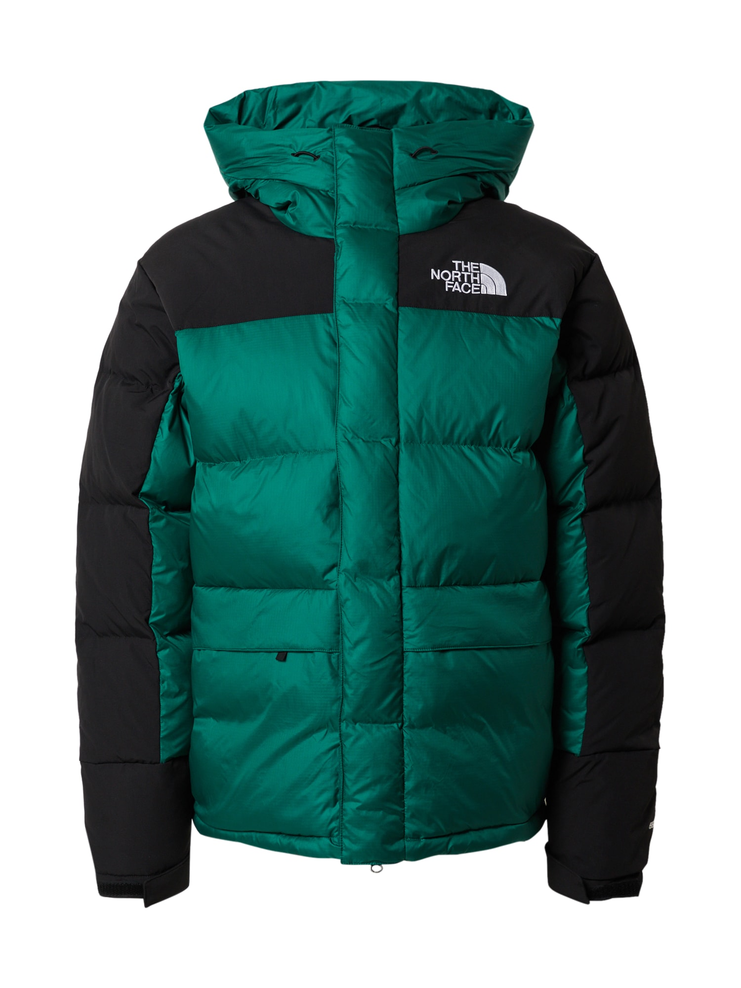 THE NORTH FACE Outdoorová bunda M HMLYN DOWN PARKA černá zelená The North Face