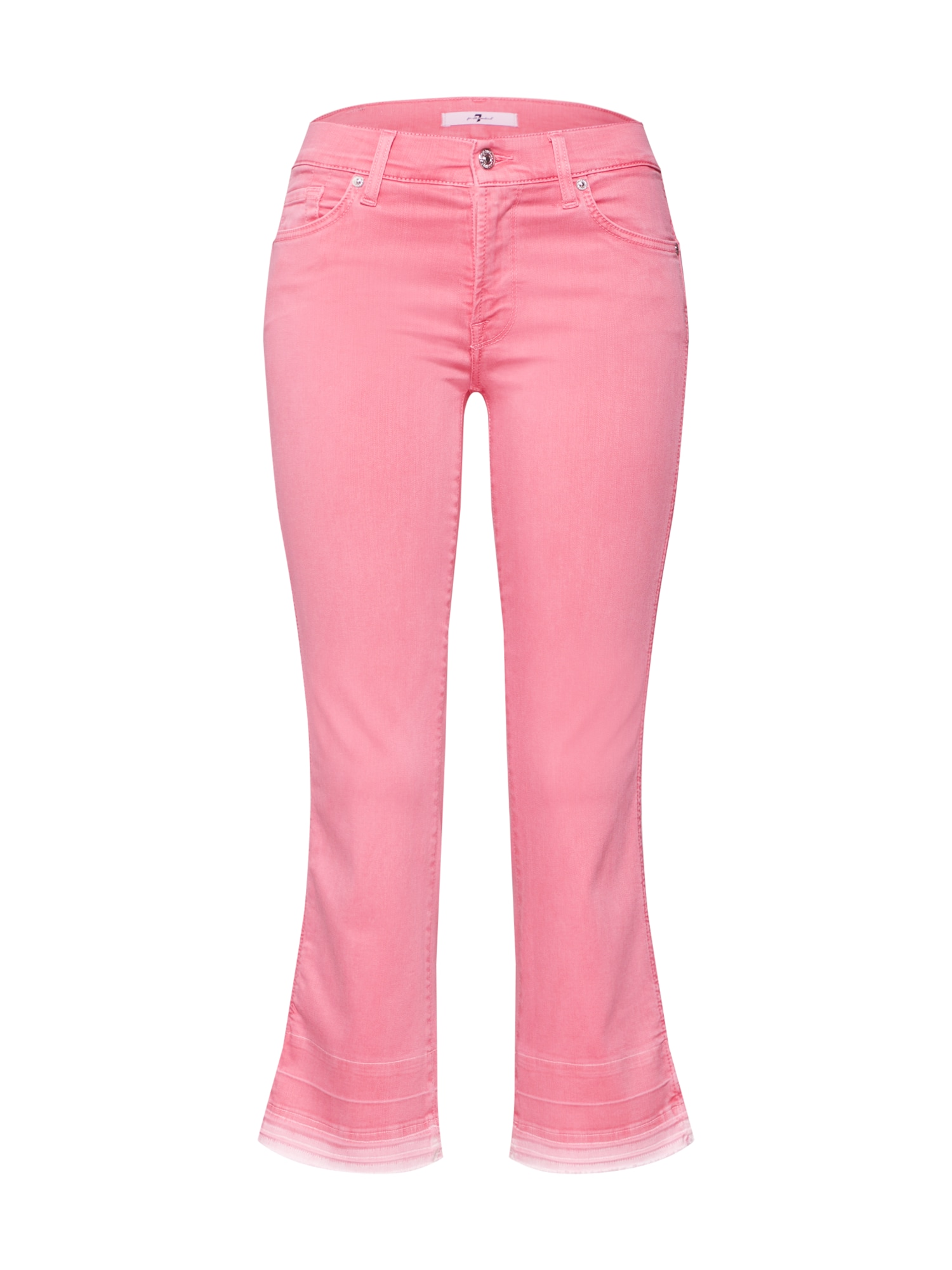 7 for all mankind Džíny pink 7 For All Mankind