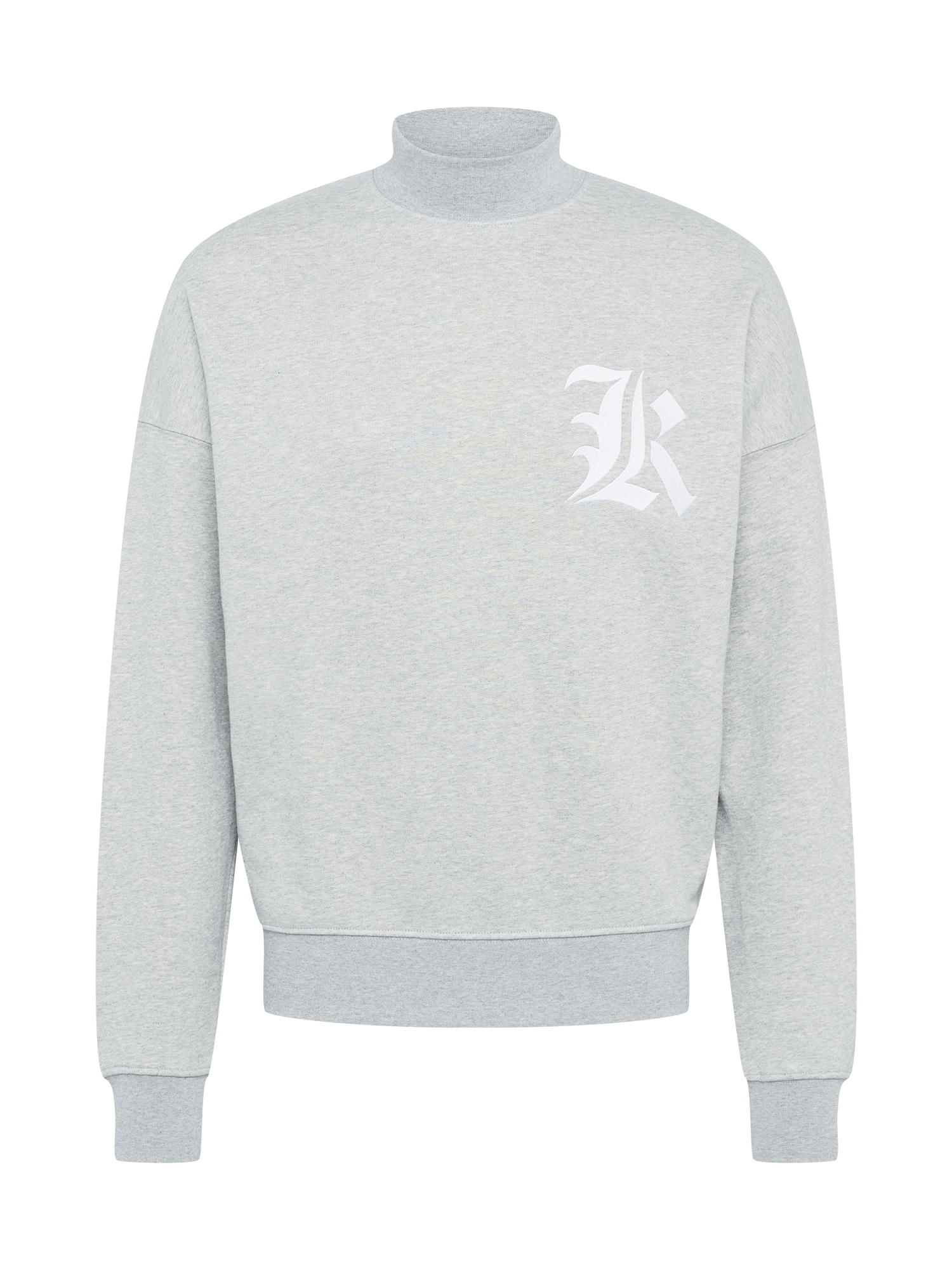 Mikina OV Crewneck K šedá ABOUT YOU x Mero